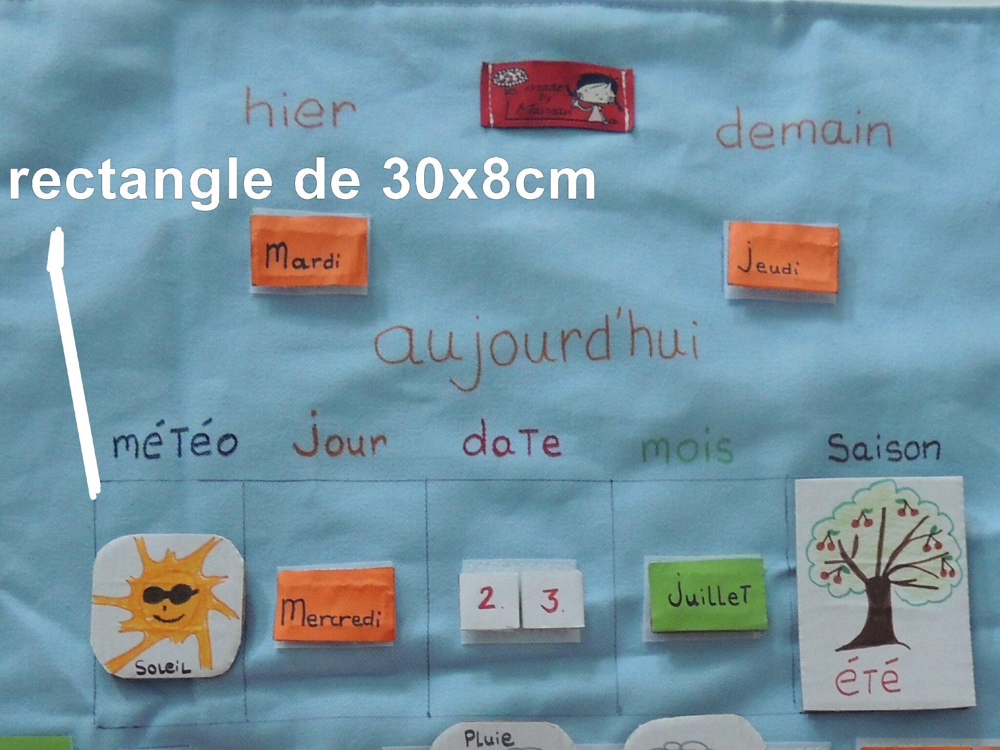 Comment Faire Un Calendrier Fait Maison faire un calendrier perpétuel pour enfant - 9 et plus : la
