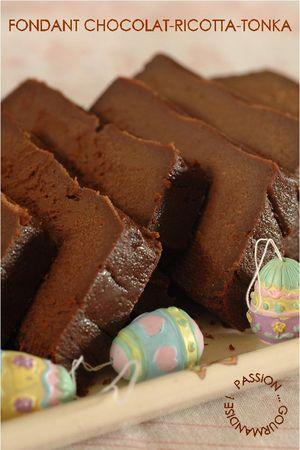 Fondant_chocolat_ricotta_tonka