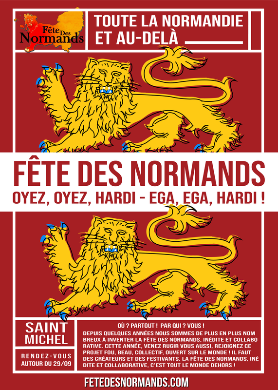 affiche-fc3aate-des-normands-campagne-collaborative