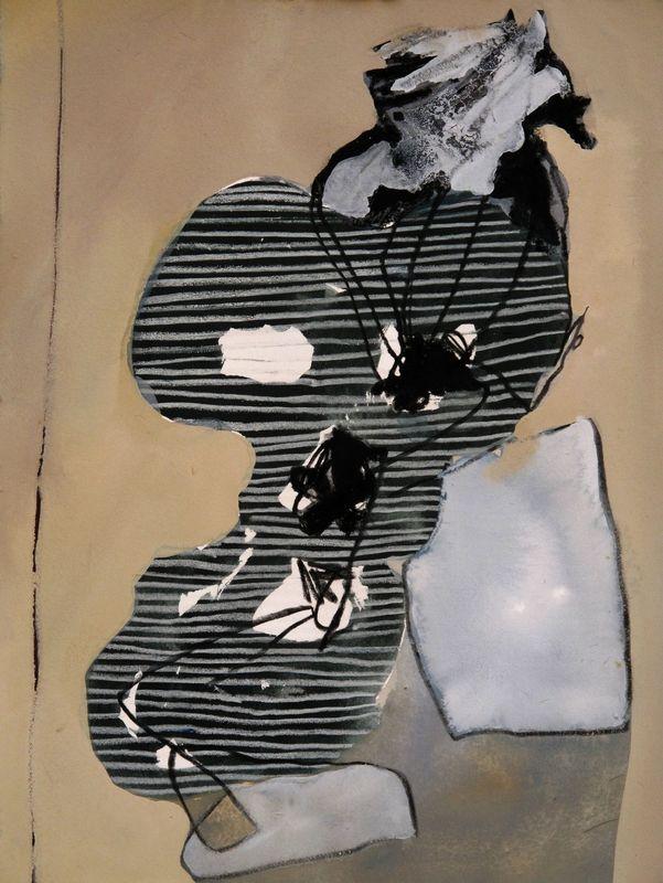 Image mentale(40x30cm)