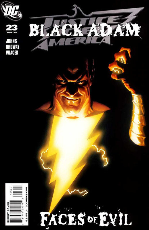 justice society of america 23