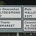Noms en Irlandais et en Français