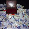 Coffre magique qui attire de l'argent