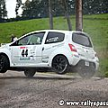 2014 : Rallye Vosgien