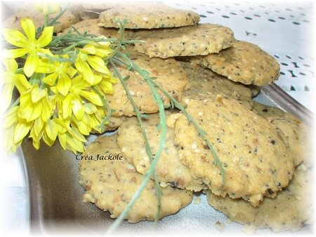 biscuits sales du ptit livre