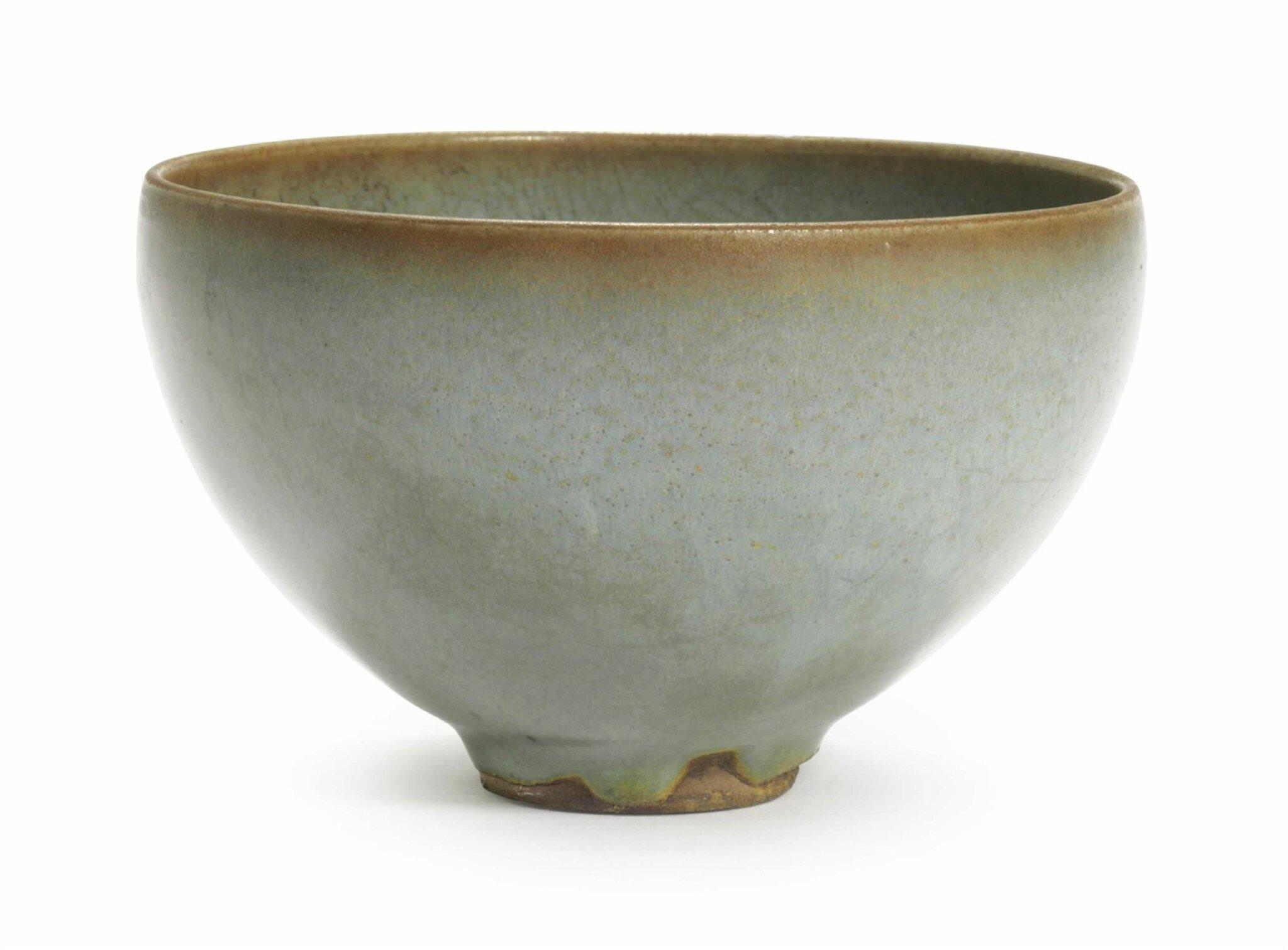 A Junyao, deep bowl, Song-Jin Dynasty, 12th-13th century