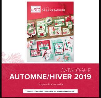 couverture catalogue automne hiver2019