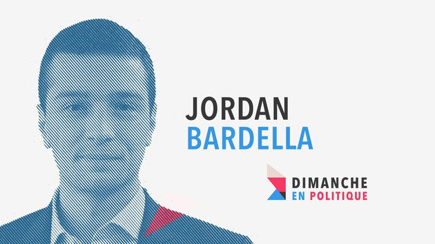 Jordan Bardella DIMPOL MEDIA DIXIT WORLD
