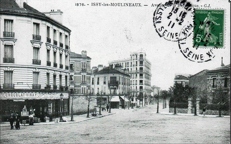 Avenue de la républiqueissyretou