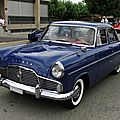 Ford zephyr mkii saloon, 1956 à 1962