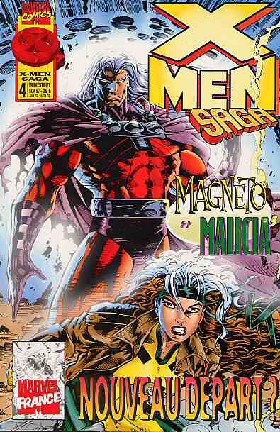 x-men saga 04 magneto & malicia
