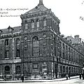 1918-07-20 -Hopital temporaire Chaptal à Paris 8e