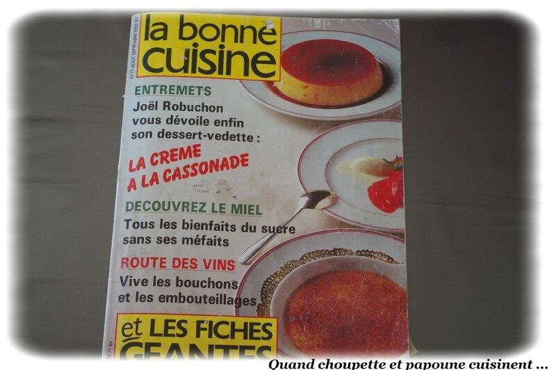 crème froide caramélisée à la cassonade-9018