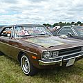 DODGE Dart Swinger 2door hardtop 1972 Eutingen im Gau (1)