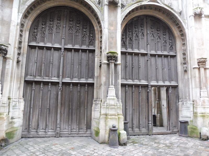 1-Anika cathédrale de Rouen