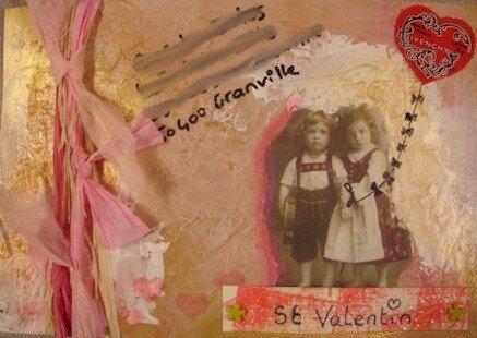 Carole64 thème St Valentin