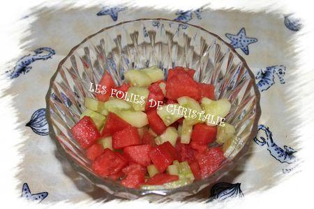 Salade pastèque 4