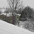 L'hiver au mas