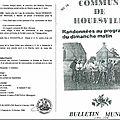 Journal de la mairie numéro 19