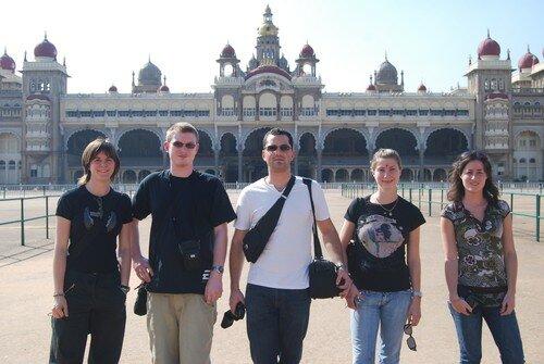 Palais du Maharaja