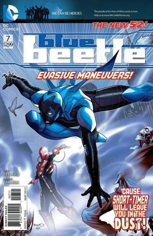 blue beetle 7