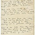 Up, up and away - oscar wilde's poem 'les ballons' for sale at bonhams