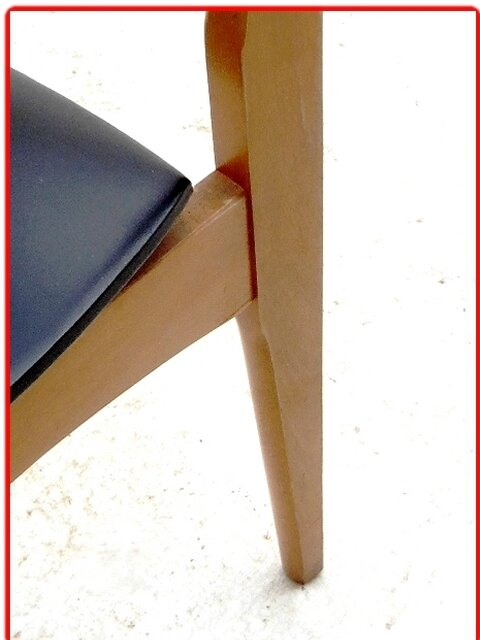 chaise vintage scandinave 1960