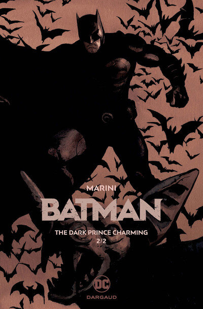 dargaud batman the dark prince charming 02 christmas edition