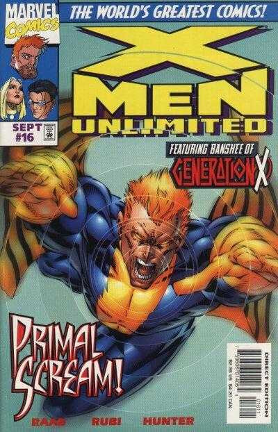 x-men unlimited 1993 16