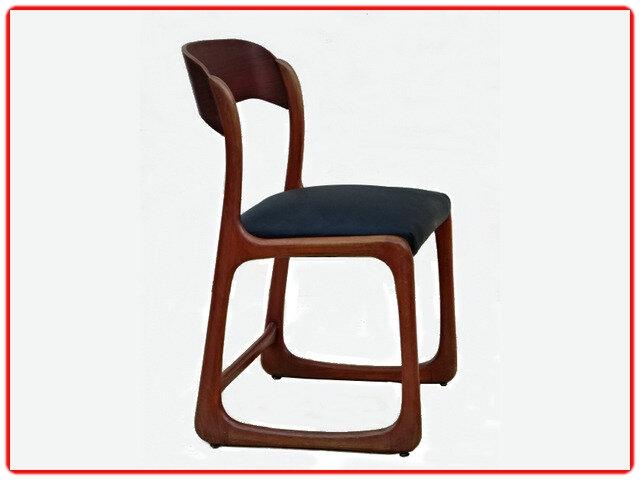 Chaises vintage restaurées Baumann