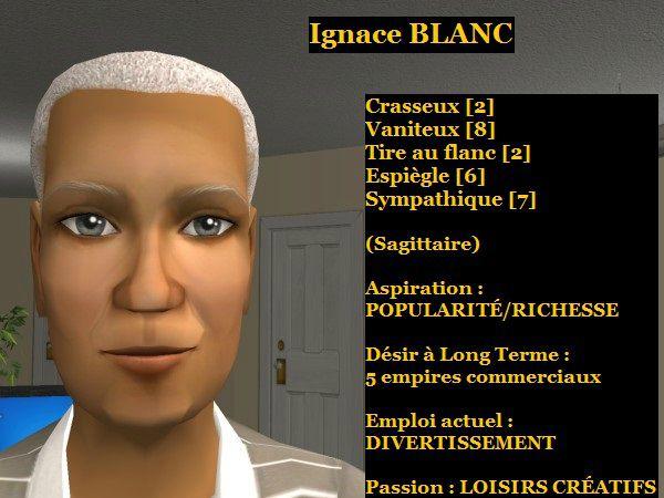 Ignace BLANC