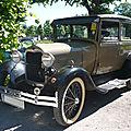 Ford model a 2door sedan 1928