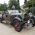 Bugatti type 46 torpédo 1929