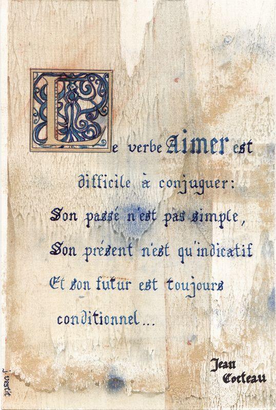 Aimer,
