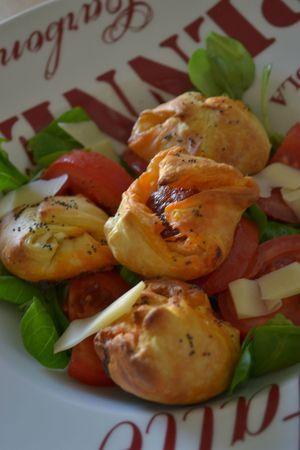 Salade de feuilletés au chorizo (14)