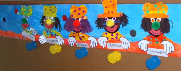 51_ECOLE-CLASSE_Clowns et princesses CD (8TER)