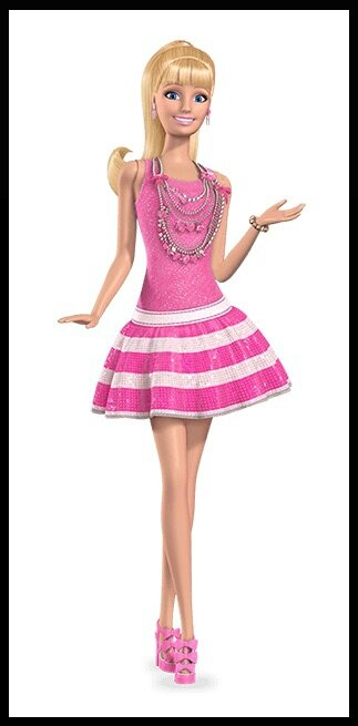 mattel barbie fashionista 2