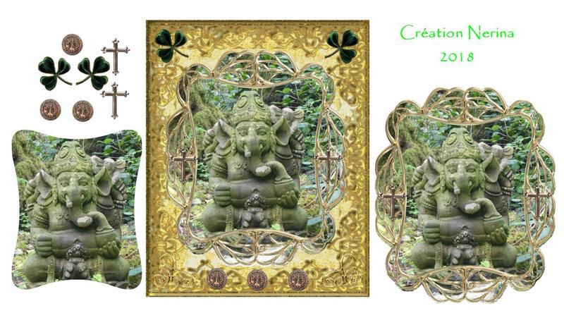 3D parc château de Glenveagh - Irlande (1)