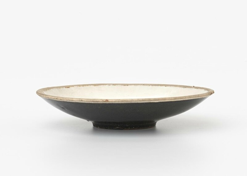 Dish, Northern Song dynasty, 960 CE-1127, Cizhou ware