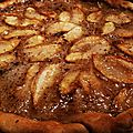 Varg's pie. (tarte aux pommes/poires-cannelle)