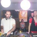 Len Faki and Chris Hope