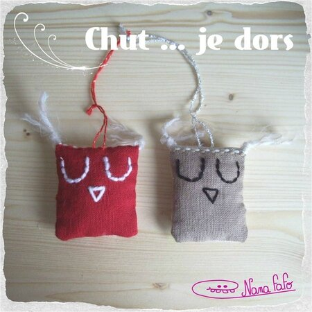 Chouette Hibou nf