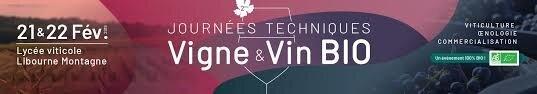 """Résultat de recherche d'images pour """"journées techniques vigne et vin bio"""""""