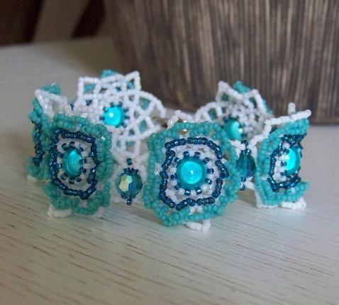 Lotus bleu turquoise