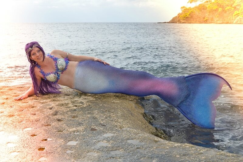 Freya Mermaid - photo d'Olivier Pirman
