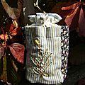 Petit sac décoratif (côté 3)