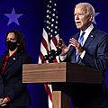 « croire en l'amérique, rassembler le peuple américain : le défi de joe biden », par p.-y. le borgn'