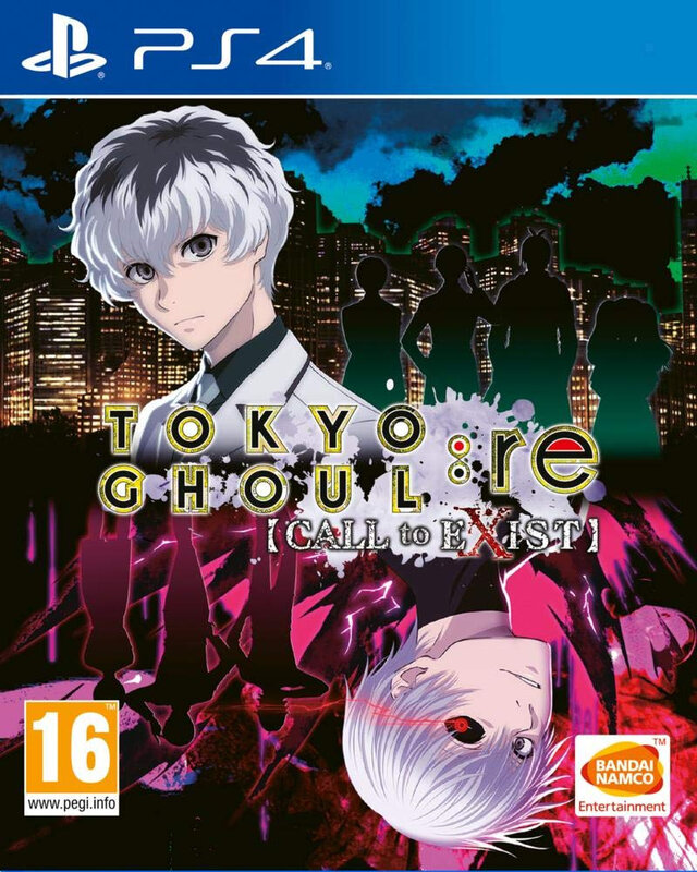 Tokyo Ghoul PS4