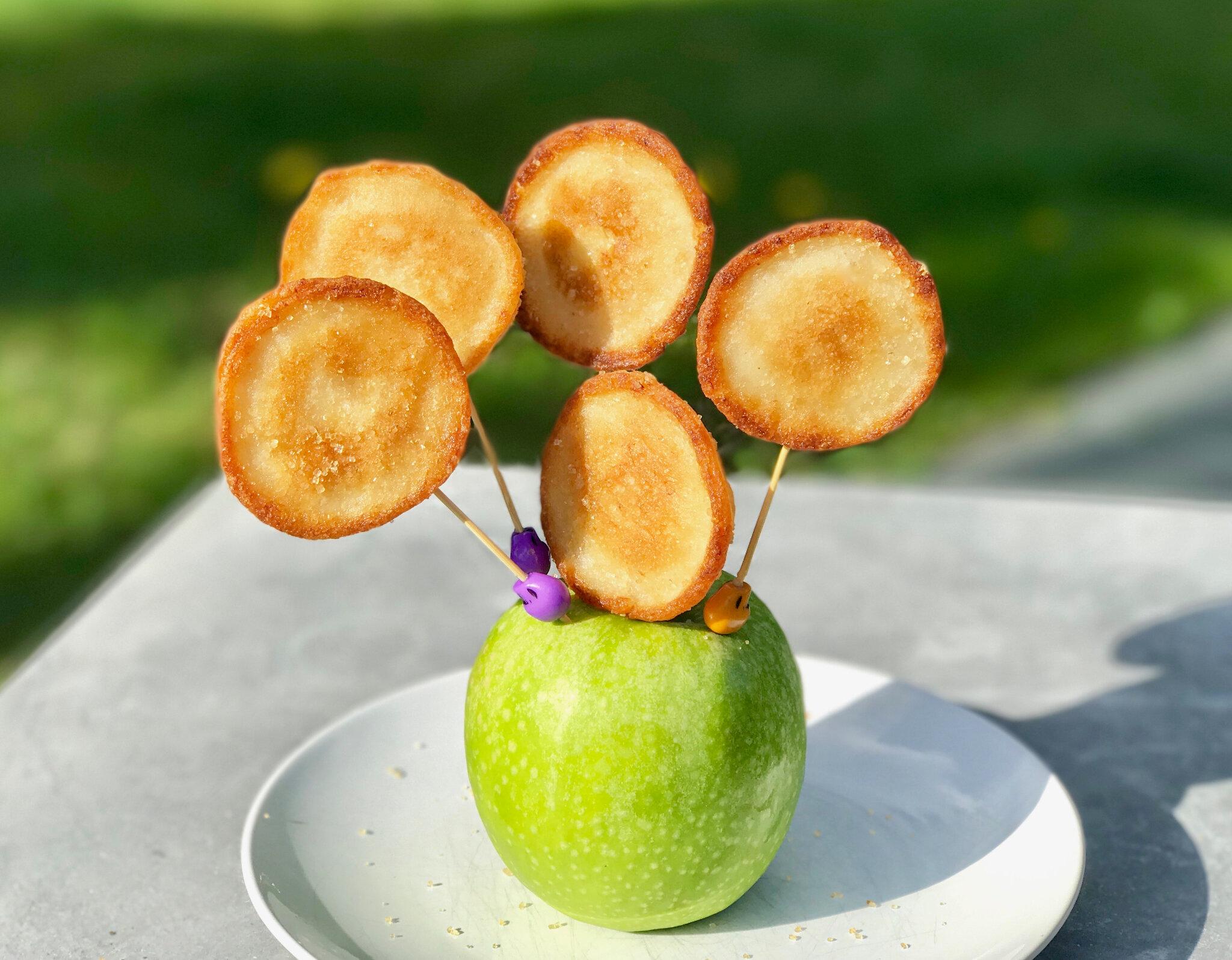 Les Bonbons-Bananes comme à La Réunion