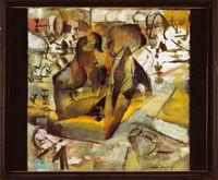 Duchamp joueur-echec